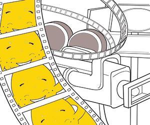 Filmler boyama