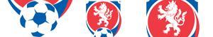 Çek Futbol Ligi Amblemler boyama
